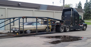 Auto Transport Services in Minneapolis